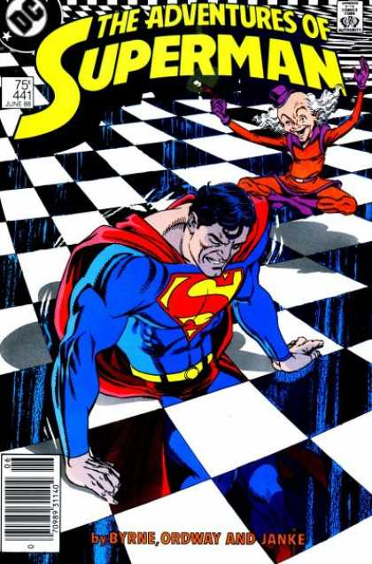 The Adventures of Superman 441 - The Tiny Terror of Tinseltown