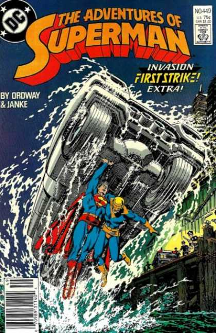 The Adventures of Superman 449 - Search