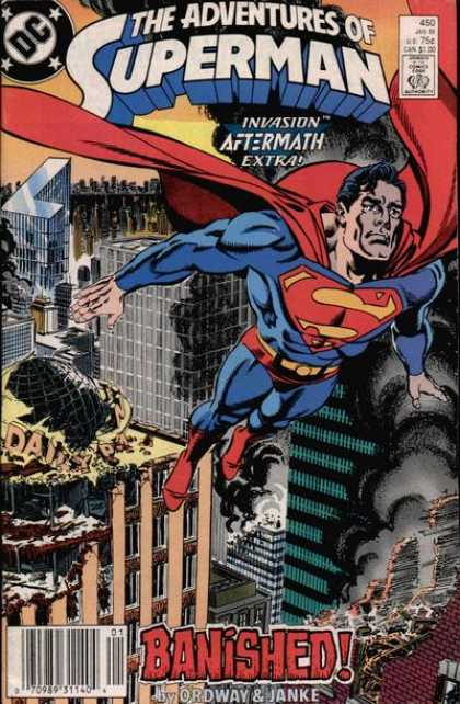 The Adventures of Superman 450 - Triple Threat