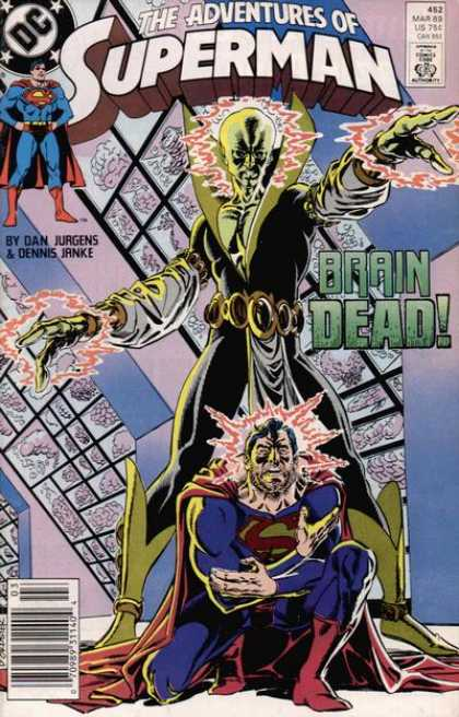 The Adventures of Superman 452 - Hell Beyond