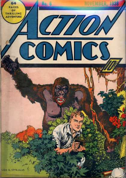 Action Comics 6 - Superman's Phony Manager