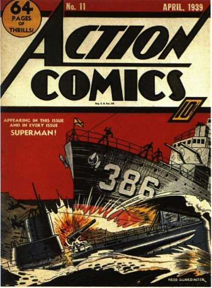 Action Comics 11