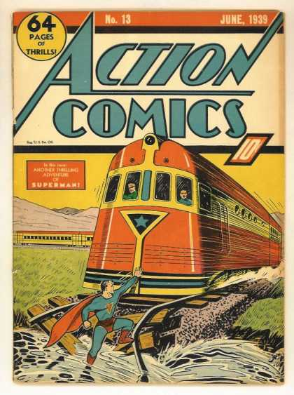 Action Comics 13