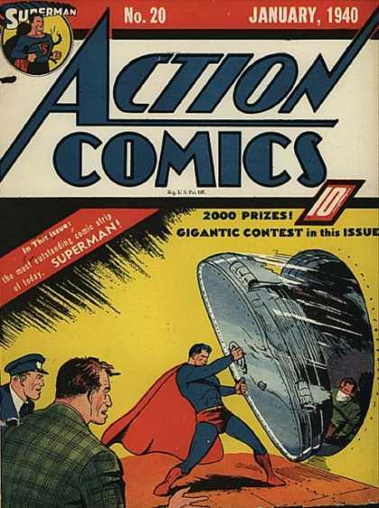 Action Comics 20