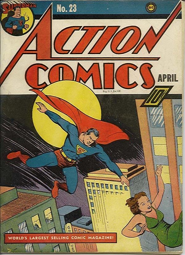 Action Comics 23