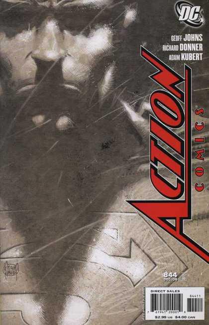 Action Comics 844 - Last Son, Part One