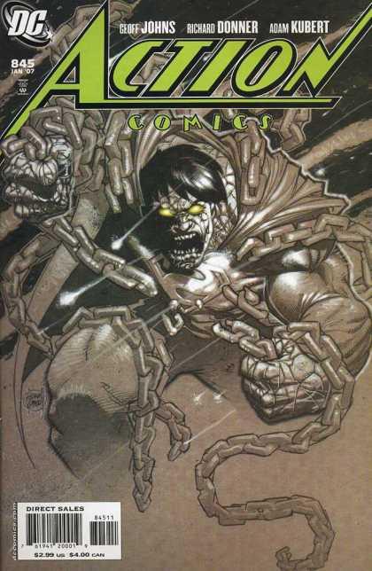 Action Comics 845 - Last Son, Part Two