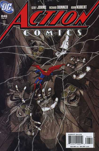 Action Comics 846 - Last Son, Part Three