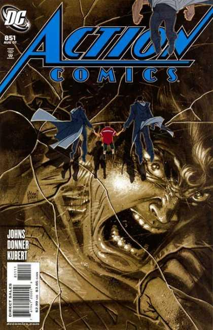 Action Comics 851 - Last Son, Part Four