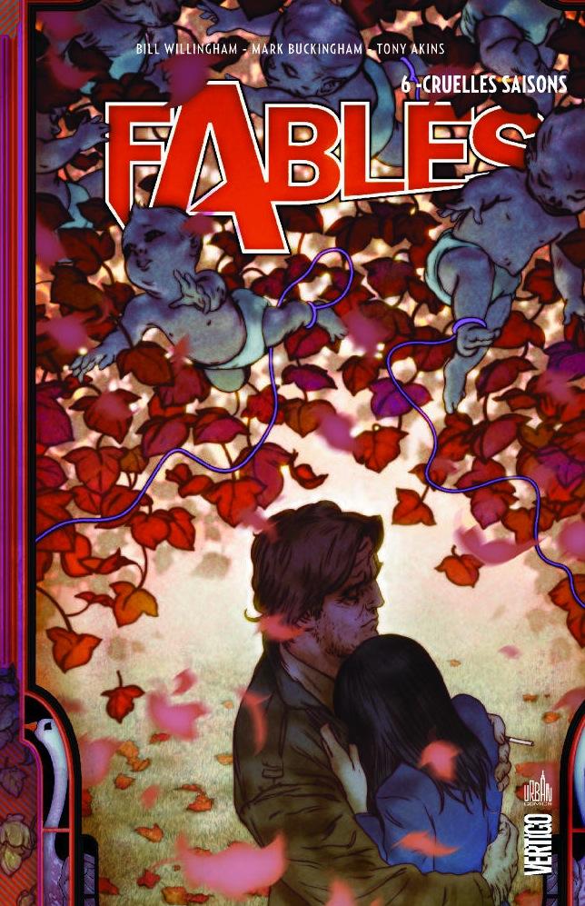 Fables 6 - Cruelles saisons