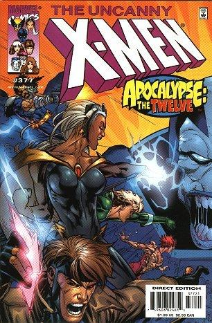 Uncanny X-Men 377 - Apocalypse : The Twelve, Part 5 : The End Of The World As We Know It