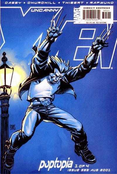 Uncanny X-Men 395 - Poptopia, Part One : Useless Beauty