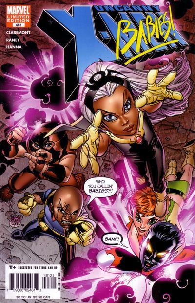 Uncanny X-Men 461 - Mojo Rising !