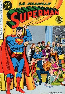 Superman & Batman 8 - collection Superman & Batman 8 : La Famille Superman