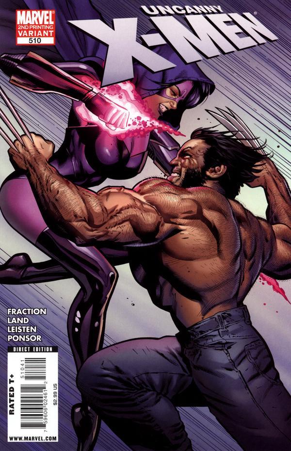 Uncanny X-Men 510 - Sisterhood Part 3