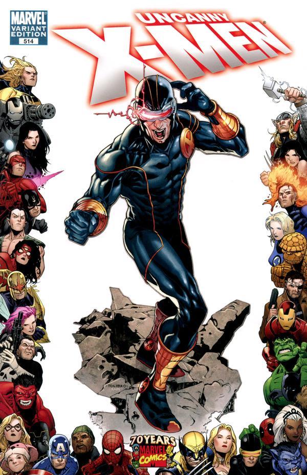 Uncanny X-Men 514 - Utopia Chapter 4