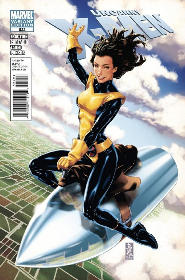 Uncanny X-Men 522 - Ghostly; The End Of The World And Everything After