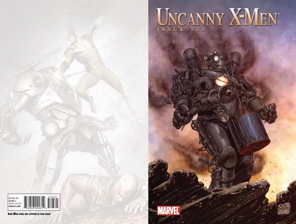 Uncanny X-Men 523 - Second Coming, Chapter Two