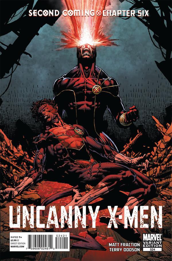 Uncanny X-Men 524 - Second Coming, Chapter Six