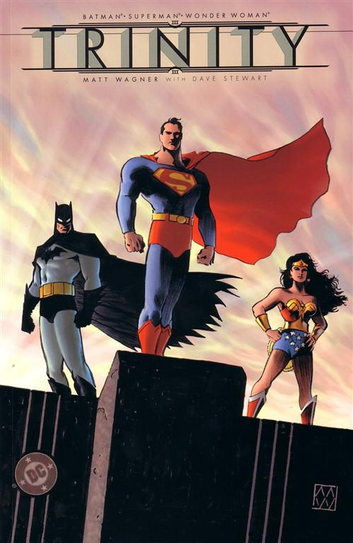 Batman / Superman / Wonder Woman - Trinité 1 - 1