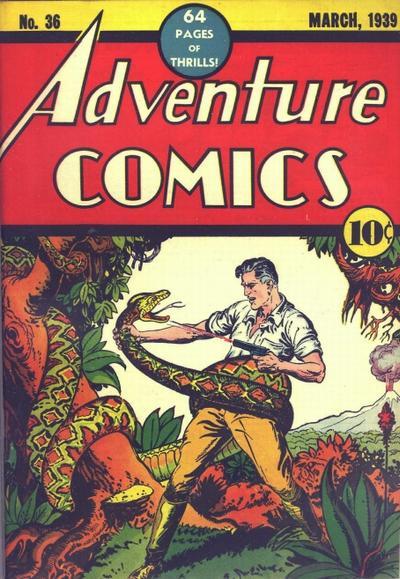 Adventure Comics 36
