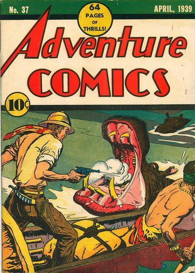 Adventure Comics 37