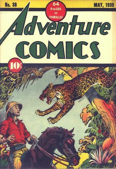 Adventure Comics 38