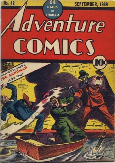 Adventure Comics 42