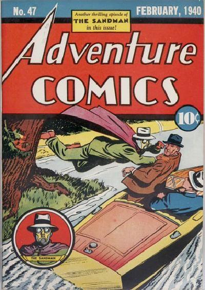 Adventure Comics 47
