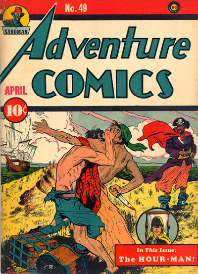 Adventure Comics 49