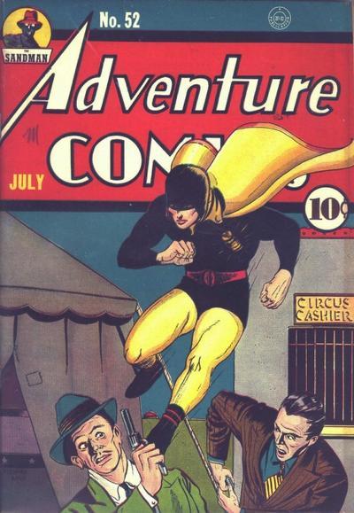 Adventure Comics 52