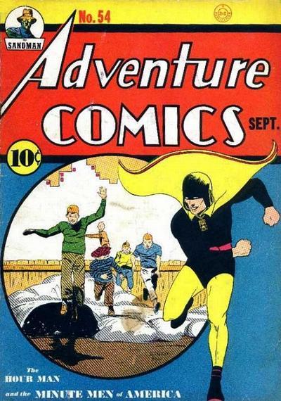 Adventure Comics 54