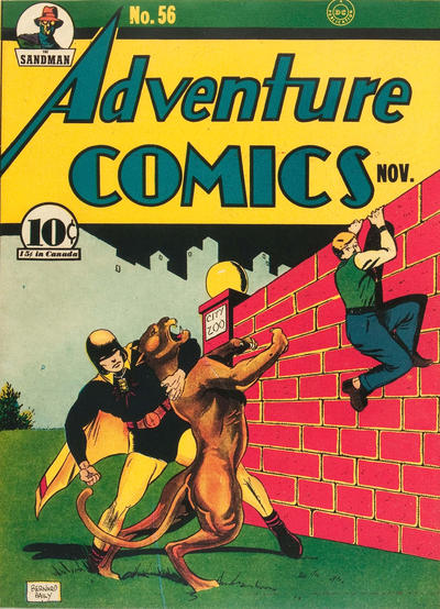 Adventure Comics 56