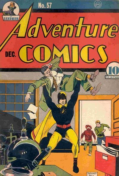 Adventure Comics 57