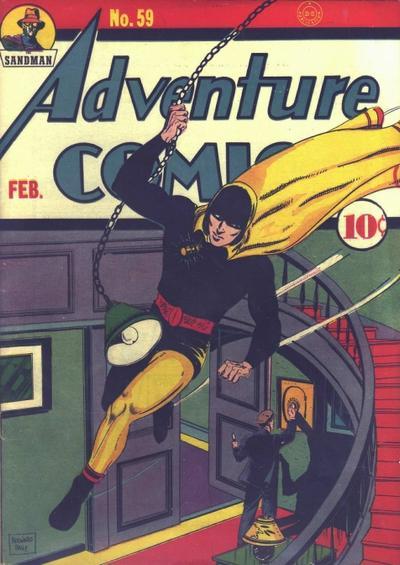 Adventure Comics 59
