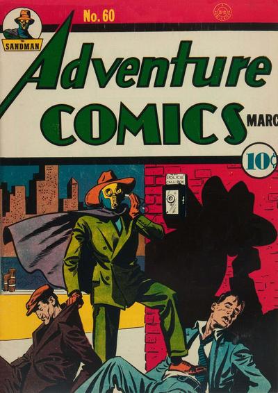 Adventure Comics 60