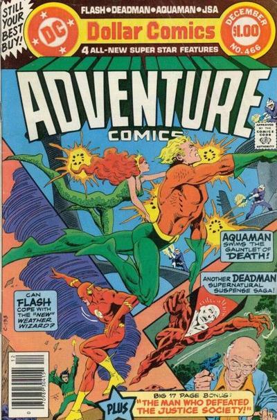 Adventure Comics 466