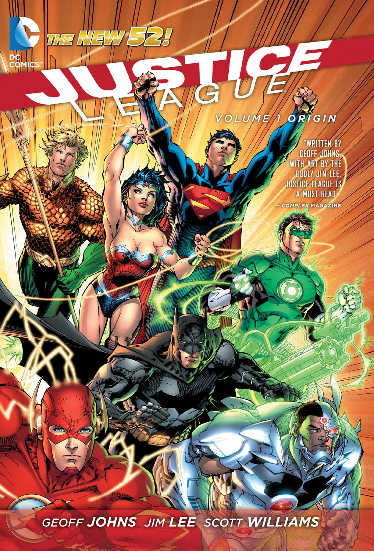 Justice League 1 - Origin