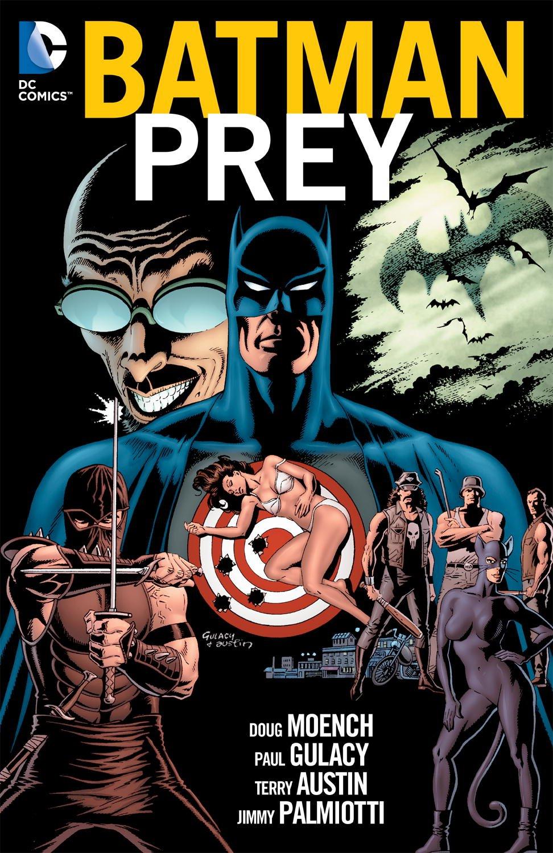 Batman - Prey 1