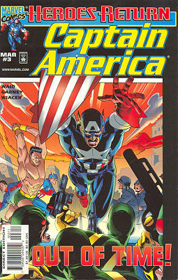 Captain America 3 - Museum Piece