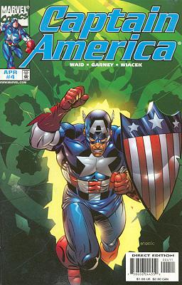 Captain America 4 - Capmania