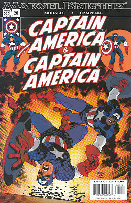Captain America 28 - Requiem Part Two of Two