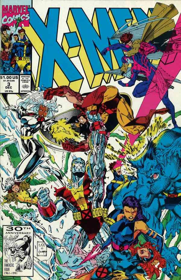 X-Men 3 - Fallout!