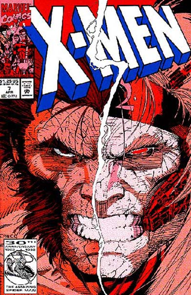 X-Men 7 - Inside...Out !