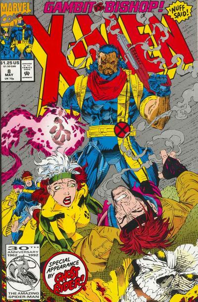 X-Men 8 - Tooth and Claw
