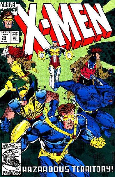 X-Men 13 - Hazardous Territory