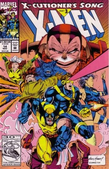 X-Men 14 - Fingers on the Trigger
