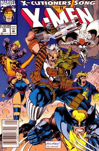 X-Men 16 - Conflicting Cathexes