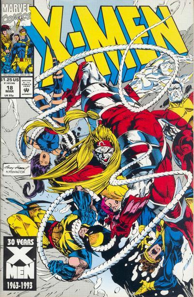 X-Men 18 - The Crops Mature