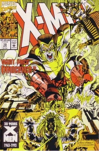 X-Men 19 - Harvest of the Innocent